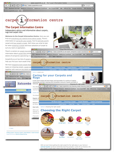 Flooring Information from Carpet One